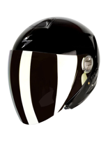 Kask Scorpion Exo-210 Air Solid black