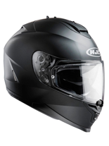 KASK HJC IS-17 RUBBERTONE BLACK