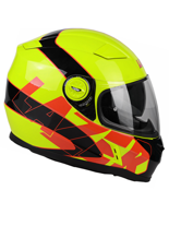 yellow fluo black