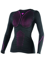Bielizna termoaktywna Dainese D-CORE THERMO TEE LS LADY