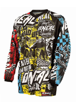 Bluza Enduro O'neal Element Wild Multi