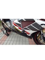 Crash pady WOMET-TECH do Hondy VTR 1000 SP2 (02-04)