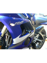 Crash pady WOMET-TECH do Yamaha YZF 600 R6 (03-05)