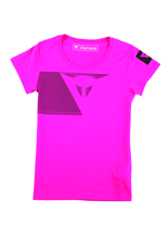 Dainese FAST STRIPES LADY T-SHIRT