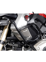 Górne Crashbar Sw-Motech Czarne do BMW R 1200GS [04-07]