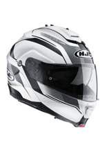 KASK HJC IS-MAX II ELEMENTS WHITE/GREY