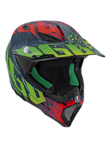 Kask AGV AX-8 EVO / CARBOTECH NOHANDER