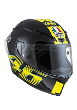Kask AGV CORSA TOP / V46 BLACK