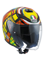 Kask AGV K-5 JET TOP /ELEMENTS