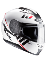 Kask HJC CS-15 Space White / Red