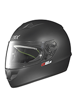 Kask Integralny Grex G6.1 KINETIC BLACK 2 Matowy