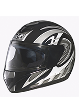 Kask Integralny Grex R1 DECOR BLACK 19