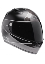 Kask Lazer Kestrel/ Dark Pure Glass/ Black Matt - Anthracite - Silver