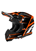 Kask Off-road Airoh Aviator 2.2 Reflex Orange
