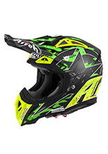 Kask Off-road Airoh Aviator 2.2 Replica Philllips Green