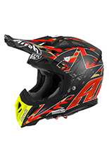 Kask Off-road Airoh Aviator 2.2 Replica Philllips Orange