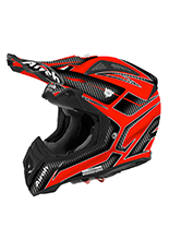 Kask Off-road Airoh Aviator 2.2 Ripple Orange