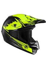 Kask Offroad HJC CS-MX ZEALOT BLACK/YELLOW