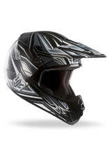 Kask Offroad HJC JUNIOR CL-XY FULCRUM BLACK
