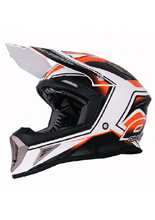 Kask O'neal Seria 10 Cahuilla Orange