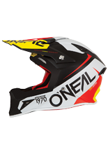 Kask O'neal Seria 10 Flow: red/yellow