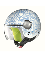 Kask Otwarty GREX G1.1 FANCY MATTEL WHITE 16