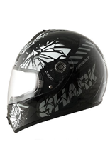 Kask S600 PINLOCK POONKY Black anthrac white
