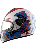 Kask  S600 PINLOCK VOLT White Blue Red
