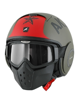 Kask SHARK RAW SOYOUZ Mat
