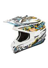 Kask Scorpion VX-15 EVO AIR HORROR
