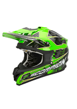 Kask Scorpion VX-15 EVO AIR MAGMA