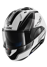 Kask Shark EVO-ONE ASTOR white black anthrac