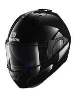 Kask Shark EVO-ONE BLANK Black