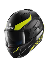 Kask Shark EVO-ONE KRONO Mat Black yellow white
