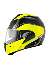 Kask Shark EVOLINE 3 ARONA HI VIS Black Yellow Black