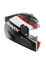 Kask Shark RACE-R Pro Carbon RACE-R PRO RACING DIVISION PIL Black white red