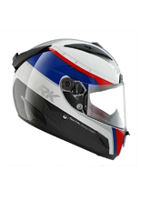 Kask Shark RACE-R Pro Carbon RACE-R PRO RACING DIVISION PIL White Blue Red