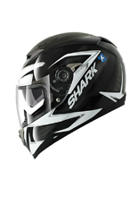 Kask Shark S700 PINLOCK CREED Mat LUMI