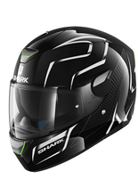 Kask Shark SKWAL FLYNN BLACK WHITE