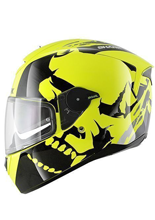Kask Shark SKWAL INSTINCT H.V. Yellow