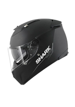 Kask Shark SPEED-R 2 BLANK MAT Black Mat