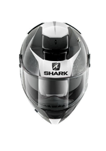 Kask Shark SPEED-R 2 CARBON SKIN Carbon White Black