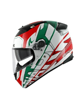 Kask Shark SPEED-R 2 CRAIG White Green Red