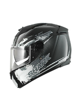 Kask Shark SPEED-R 2 DUKE Black White Anthra