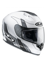 Kask integralny HJC FG-17 ZODD WHITE/GREY