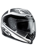 Kask integralny HJC FG-ST CINNATI BLACK/GREY/WHITE
