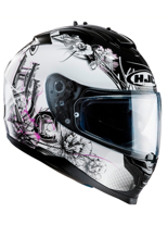Kask integralny HJC IS-17 BARBWIRE GREY