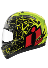 Kask integralny Icon Alliance Crysmatic