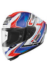 Kask integralny SHOEI X-Spirit III Assail TC-2