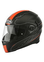 Kask motocyklowy AIROH Movement Far Orange